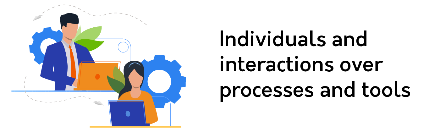Agile-Individual-interaction-over-processes-and-tools-sioux-high-tech-software